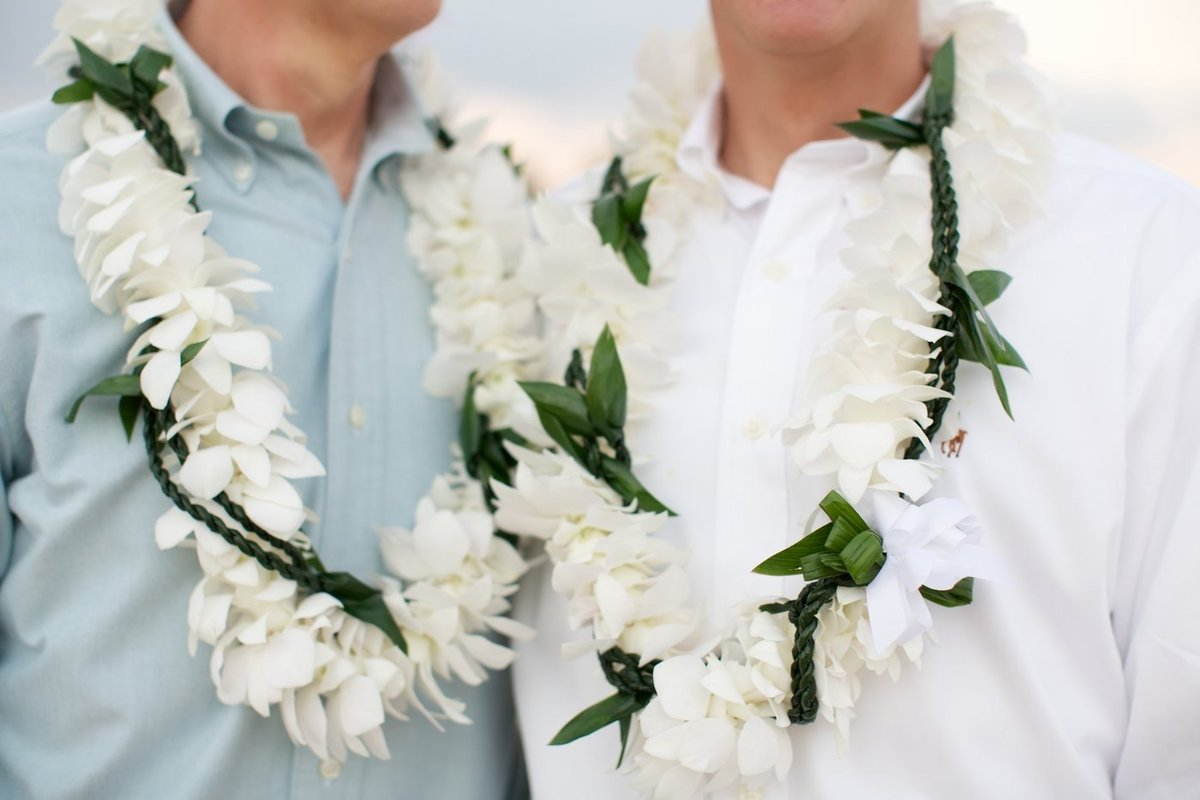 LGBTQ Big Island Wedding