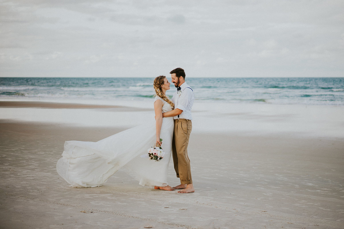 Daytona Beach Boho Elopement web-16