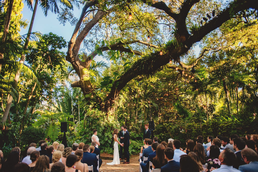 Oak Tree Ceremony st.petersburg florida