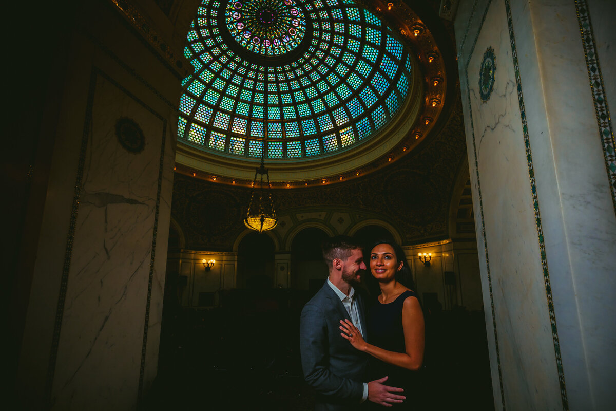 Chicago-engagement-photography-abhi-sarkar-photography-Pragni&Justin-9