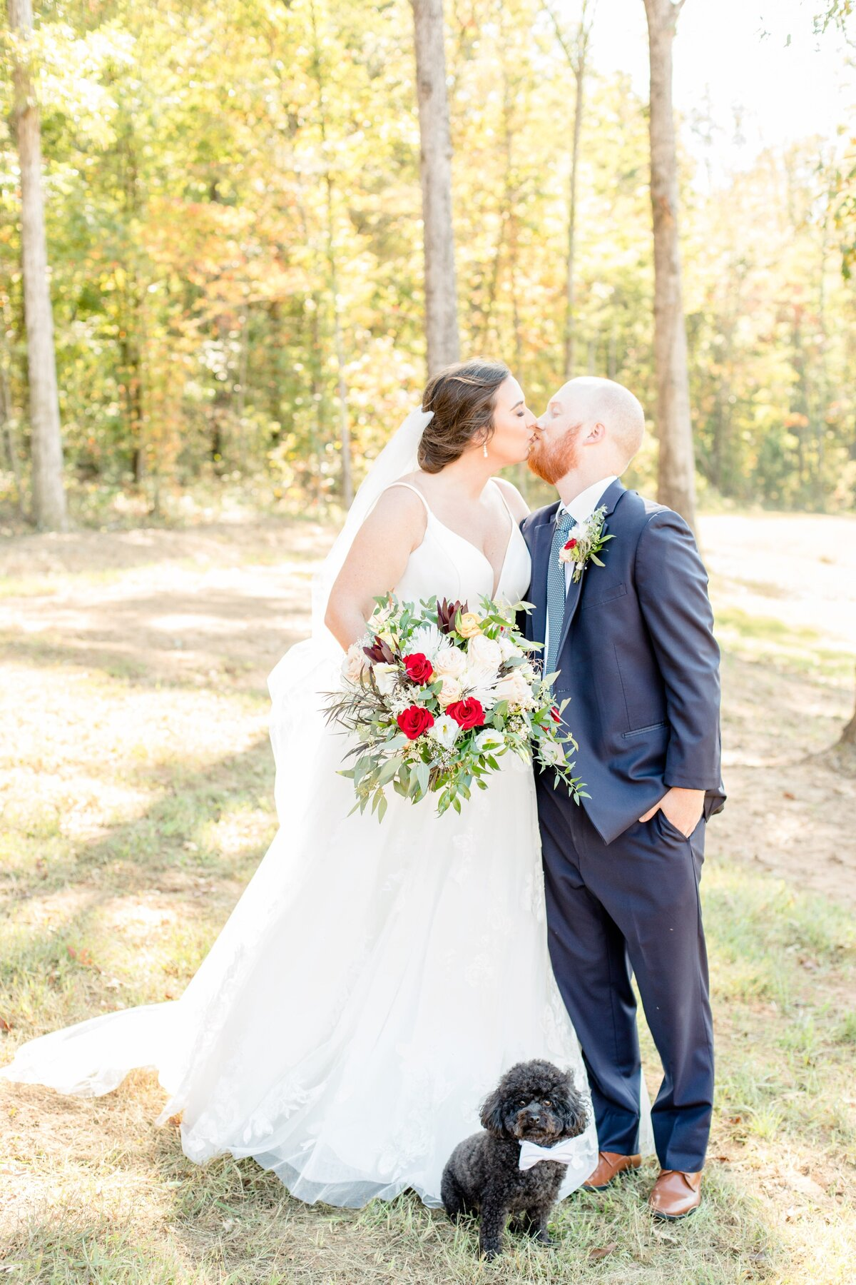 Oak Meadow Event Center - Birmingham, Alabama Wedding Photographers Katie & Alec Photography-12