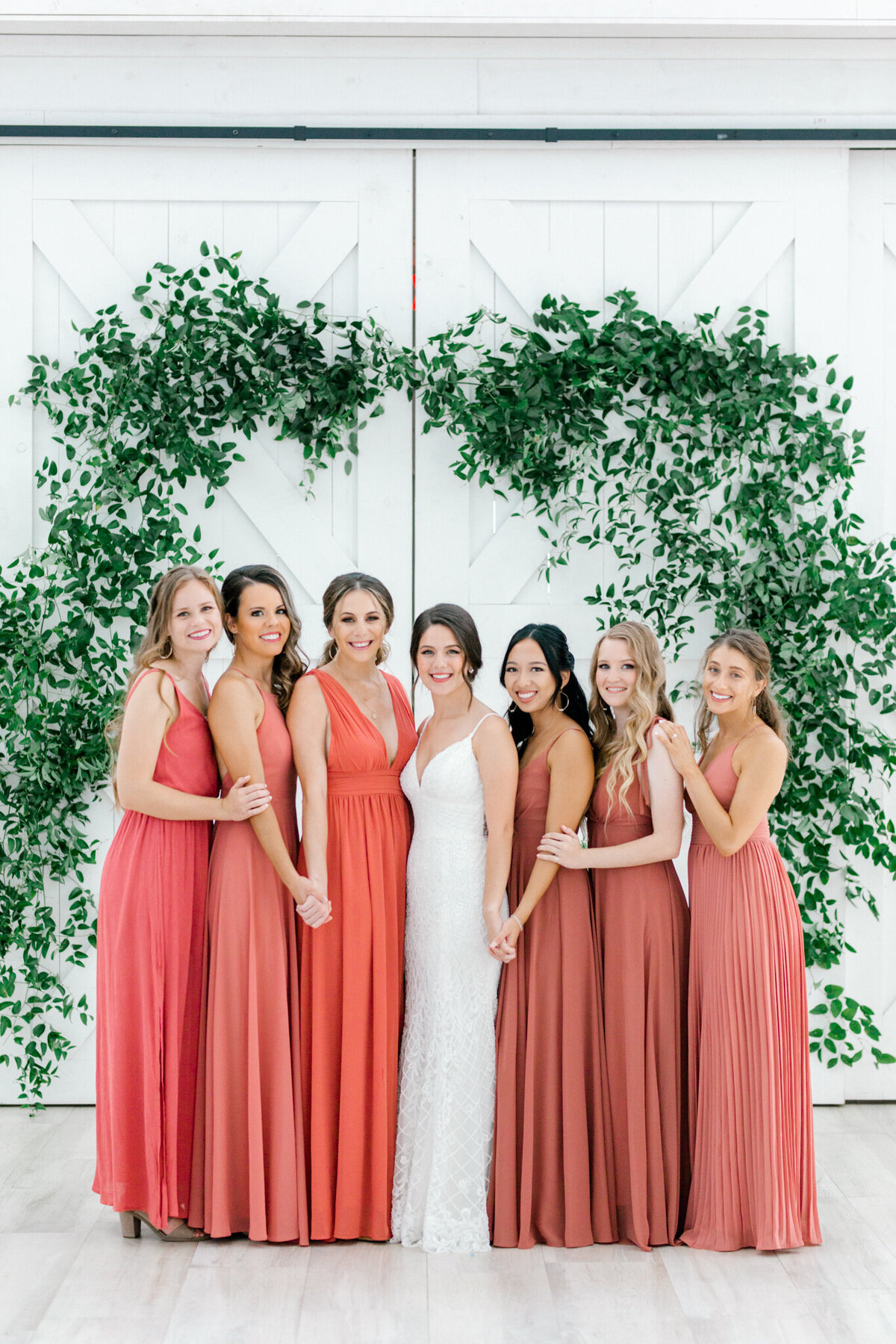 Anna & Billy's Wedding at The Nest at Ruth Farms | Dallas Wedding Photographer | Sami Kathryn Photography-129
