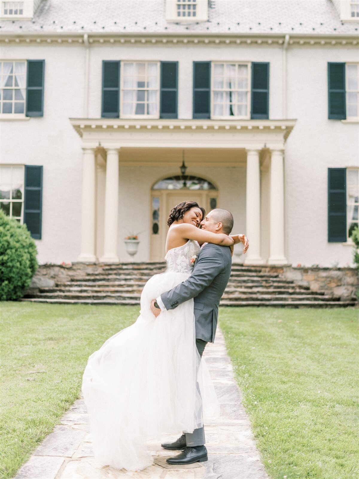 Stylized Micro Wedding at Rose Manor
