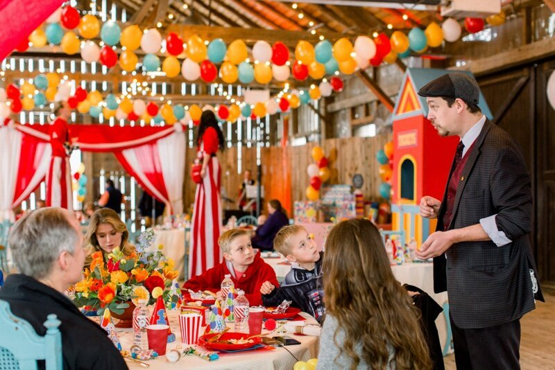 Circus Themed 1st Birthday Indianapolis Party Planner_0115