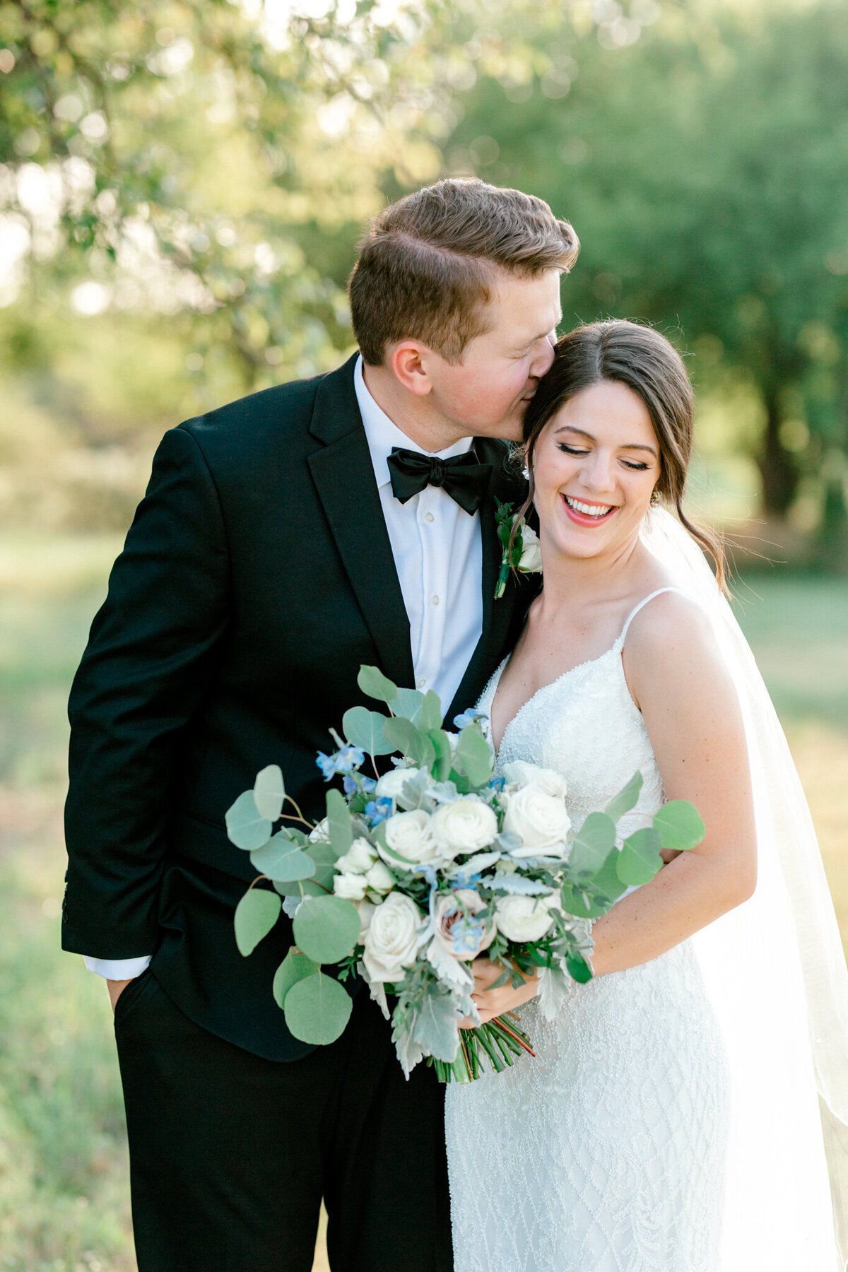 Anna & Billy's Wedding at The Nest at Ruth Farms | Dallas Wedding Photographer | Sami Kathryn Photography-5