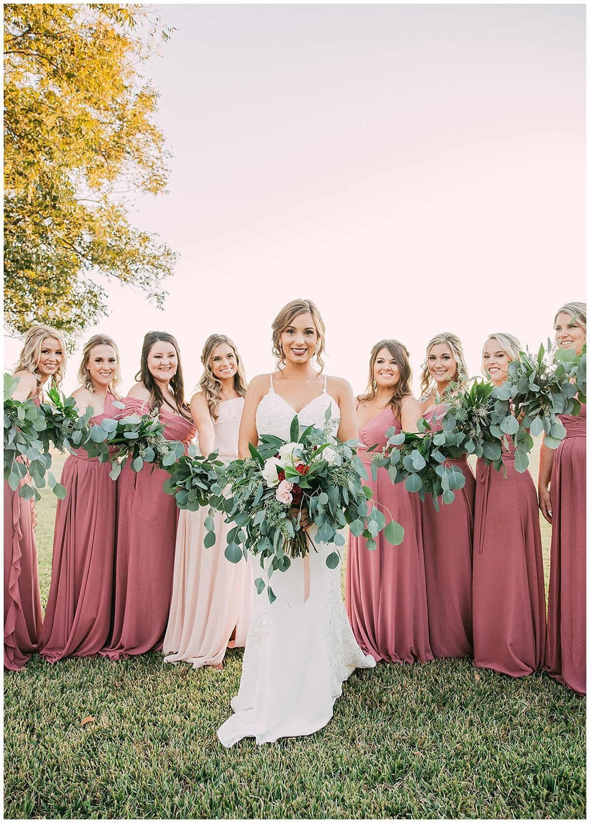 Rustic Greenery Indoor Outdoor Wedding at Emery's Buffalo Creek - Houston Wedding Venue_0123
