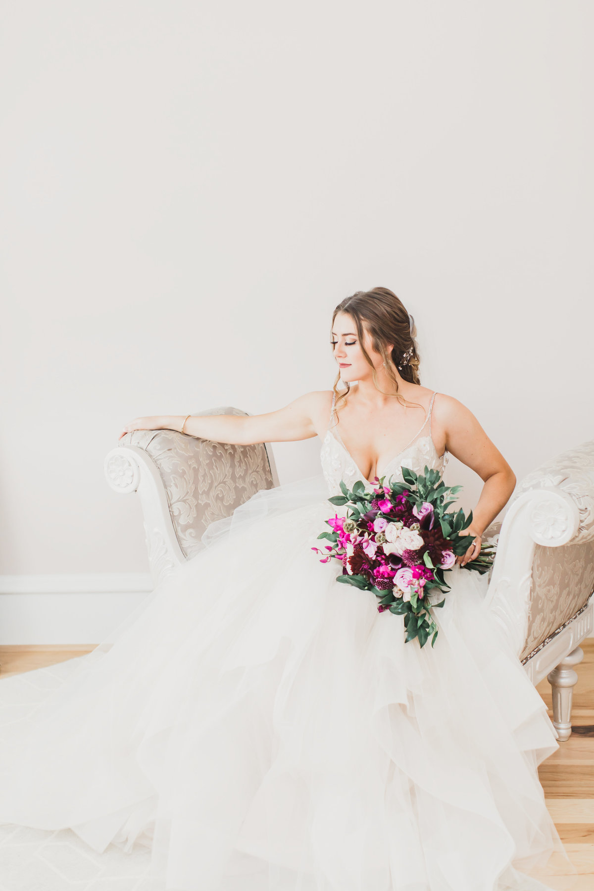 Walden Hall Wedding Photographer - M Harris Studios-216