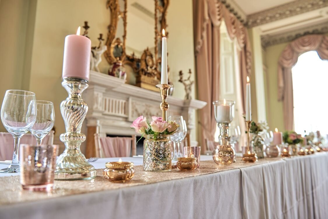 Dusky pink and gold wedding Prestwold Hall sm (13)