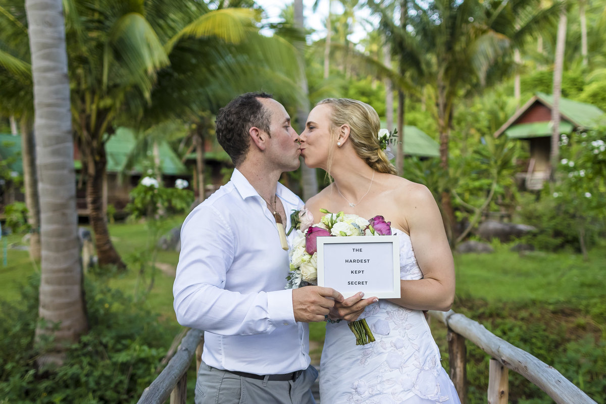 Koh Tao Wedding Thailand  | Forever Lovestruck | M&N_14