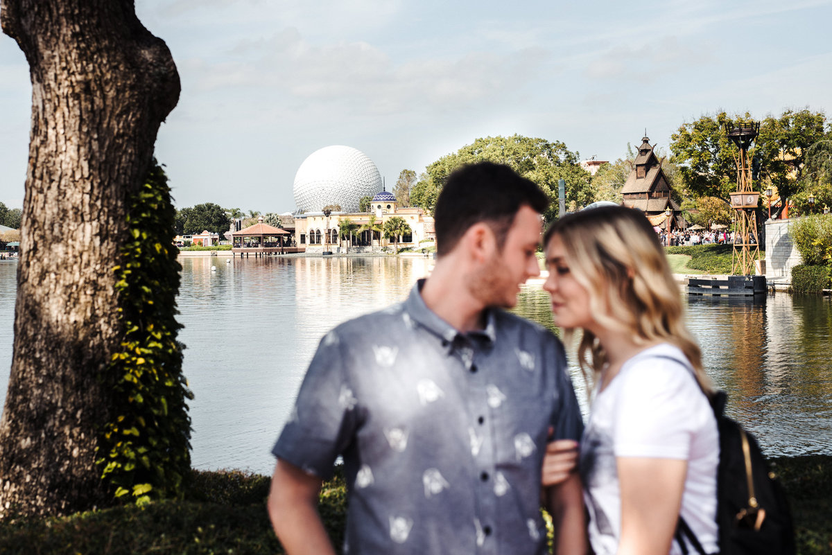 Ally & Brett's Disney Engagement Session (139 of 243)