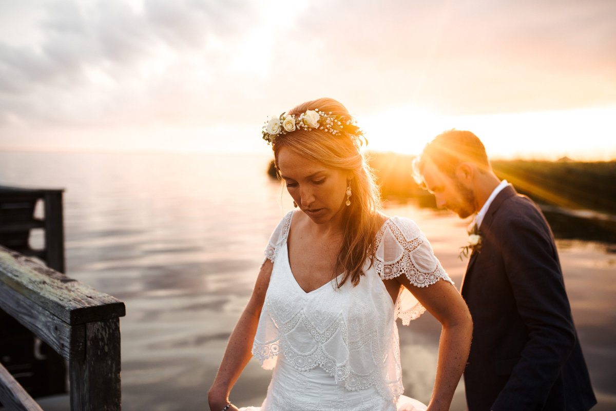 Outer Banks Whalehead Club Wedding 99