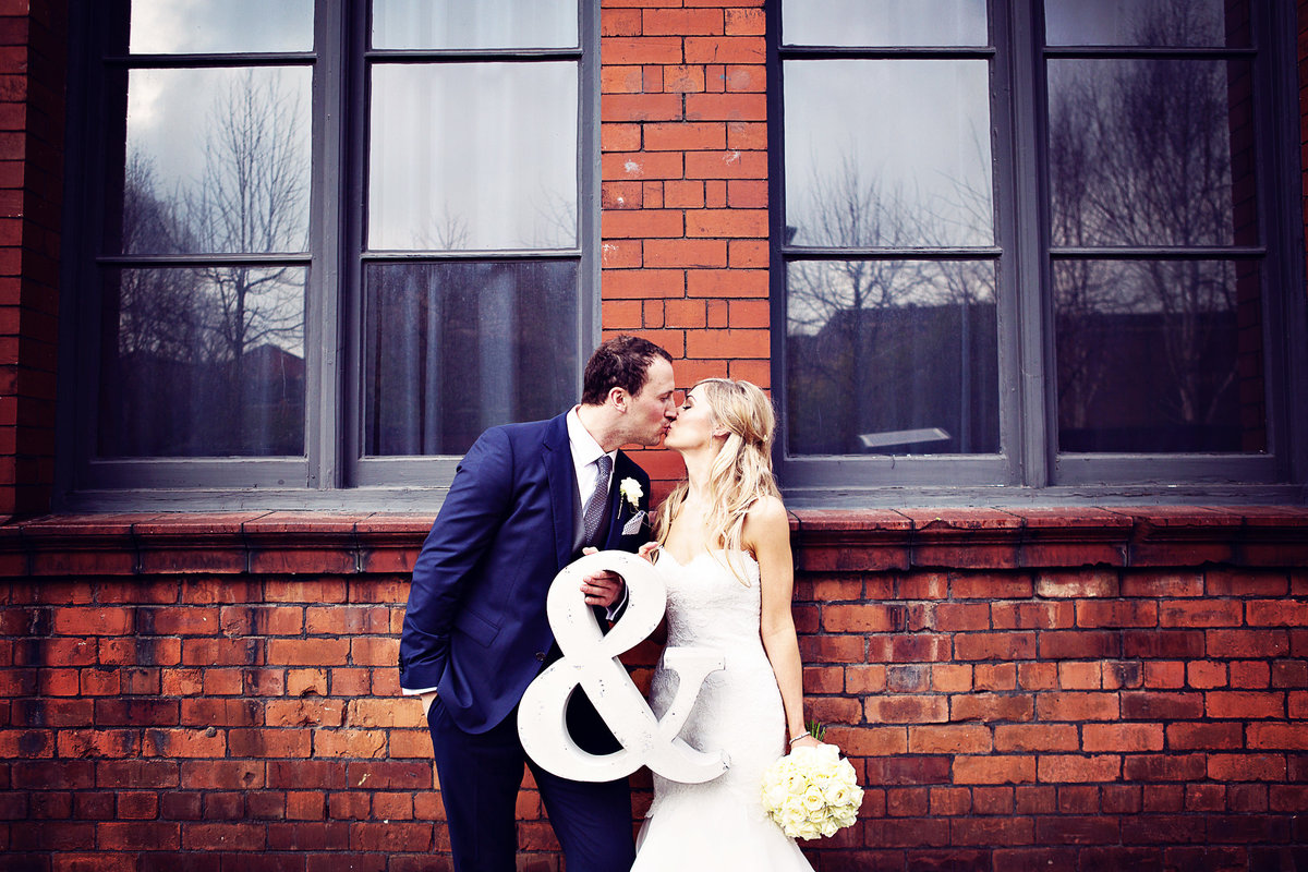 You and Me Great John Street Hotel Wedding Manchester