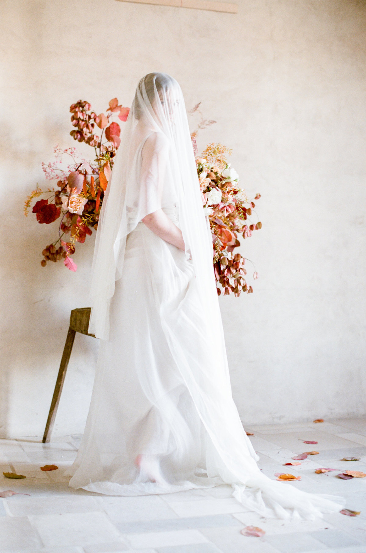Cathedral Tulle Wedding Veil