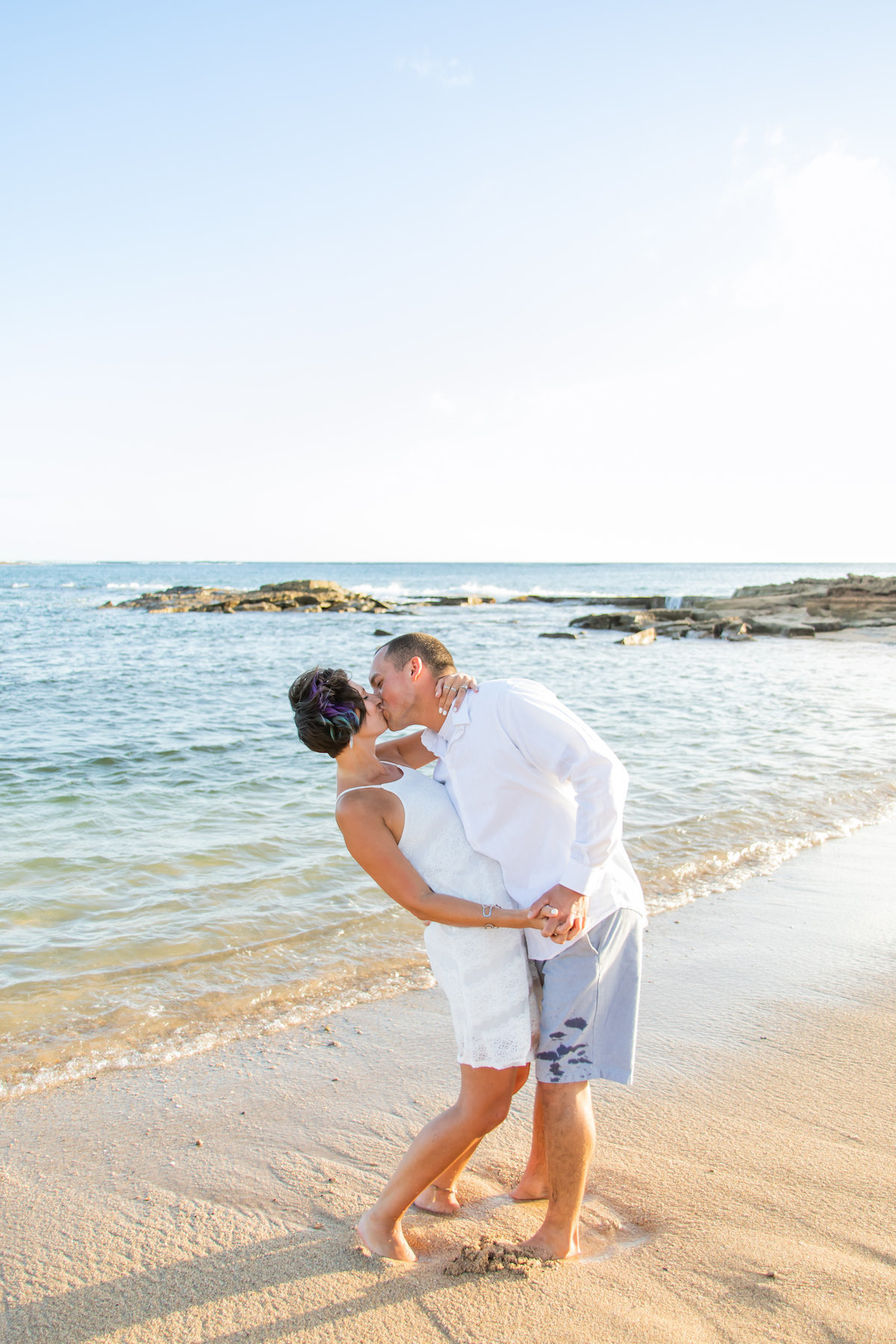 Fun Kauai Couples Portraits
