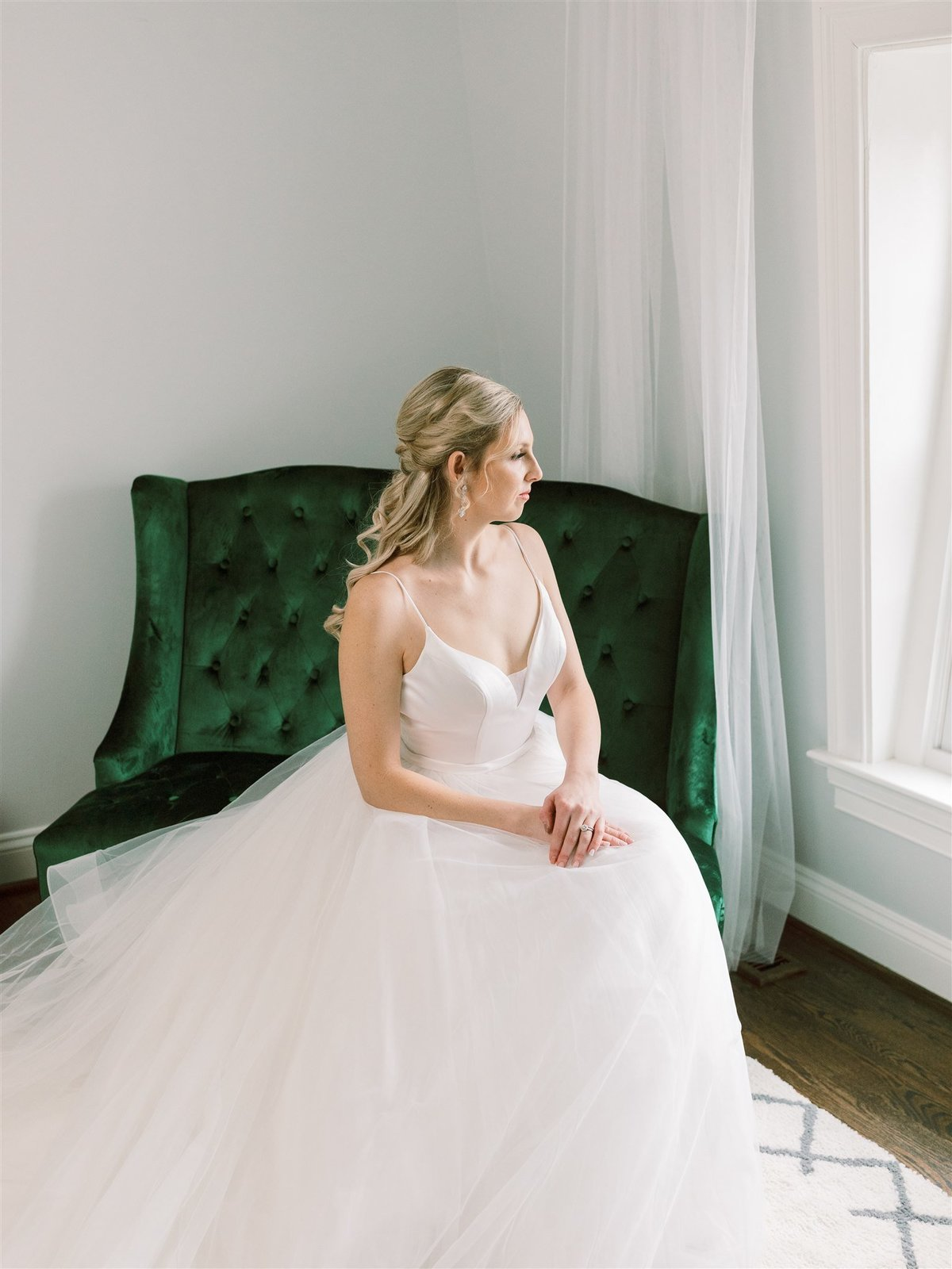 Bridal Suites in Downtown Leesburg Virginia