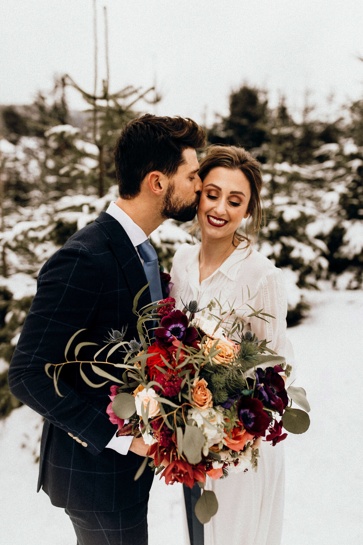 Styled Shoot - Winter Wonderland - Duitsland - 2019 2828