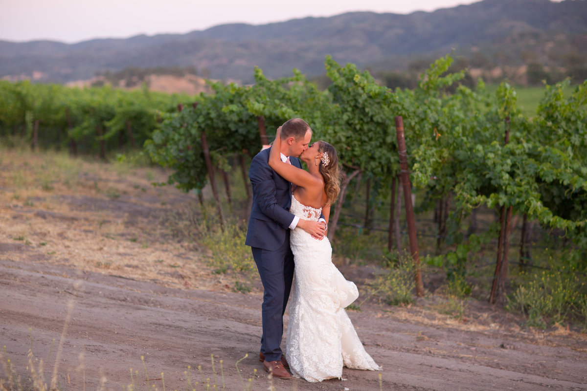 Jenna & Andrew's Oyster Ridge Wedding | Paso Robles Wedding Photographer | Katie Schoepflin Photography647