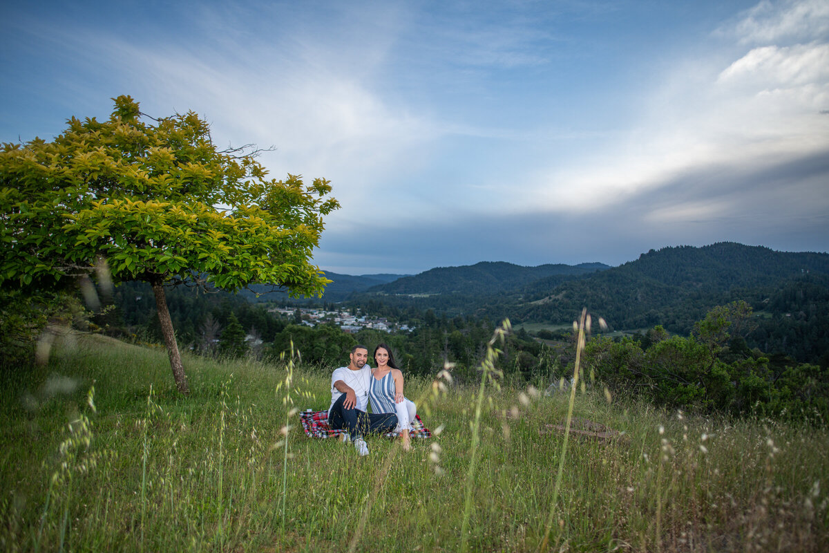 -Humboldt-County-Engagement-Photographer-Redway-Photographer-Parky's Pics-sunset-river-engagement-9