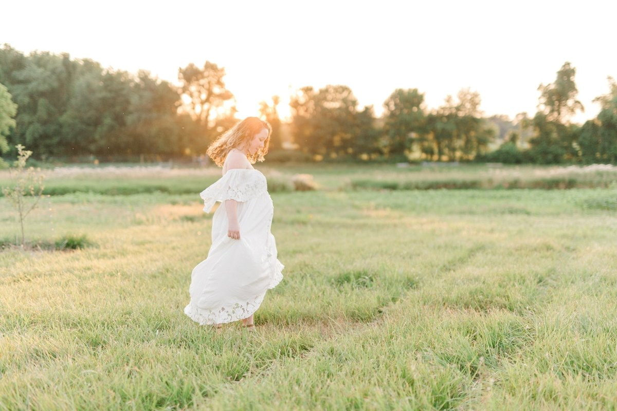 ETHEREAL SUMMER MATERNITY SESSION | MECHANICSBURG MATERNITY PHOTOGRAPHER_1023