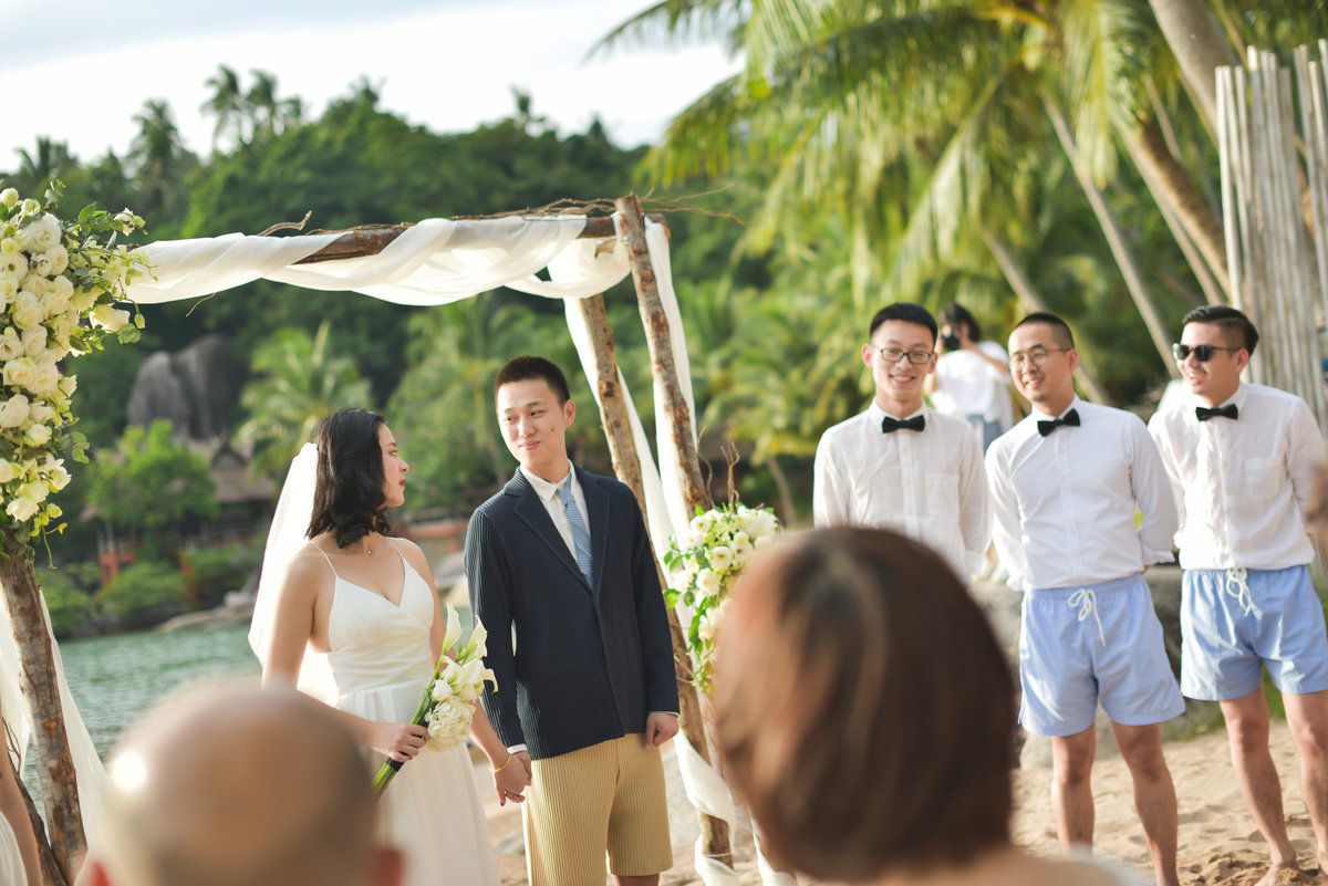 Koh Tao Wedding Thailand  | Forever Lovestruck | J&X_7