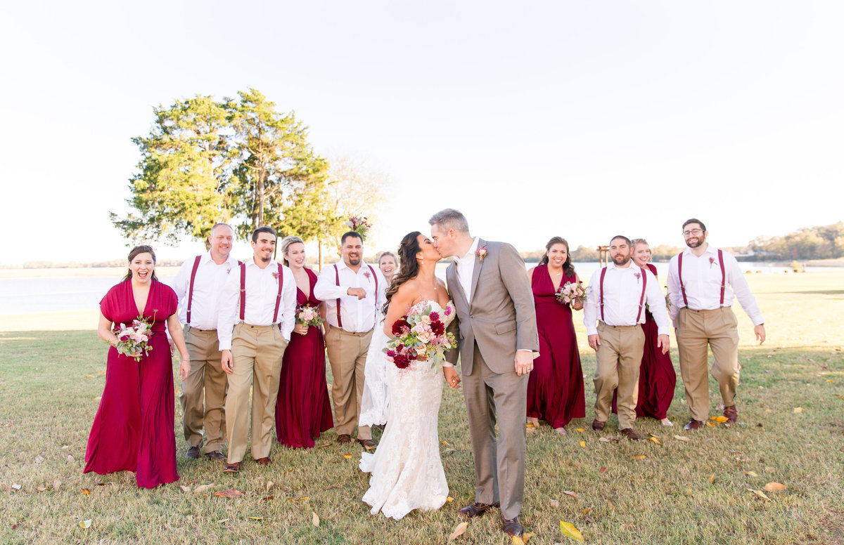 Virginia wedding by Marie Hamilton Photography