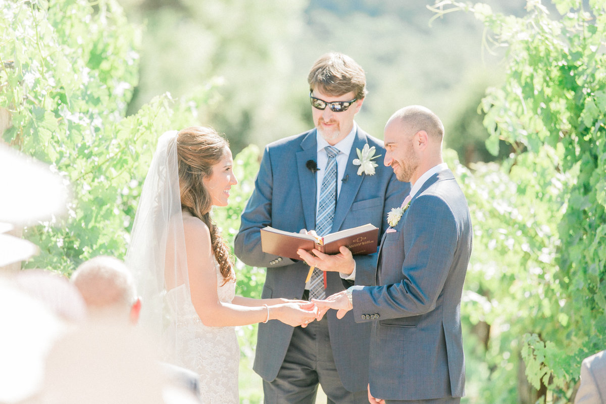 Brix Napa Wedding Ceremonies