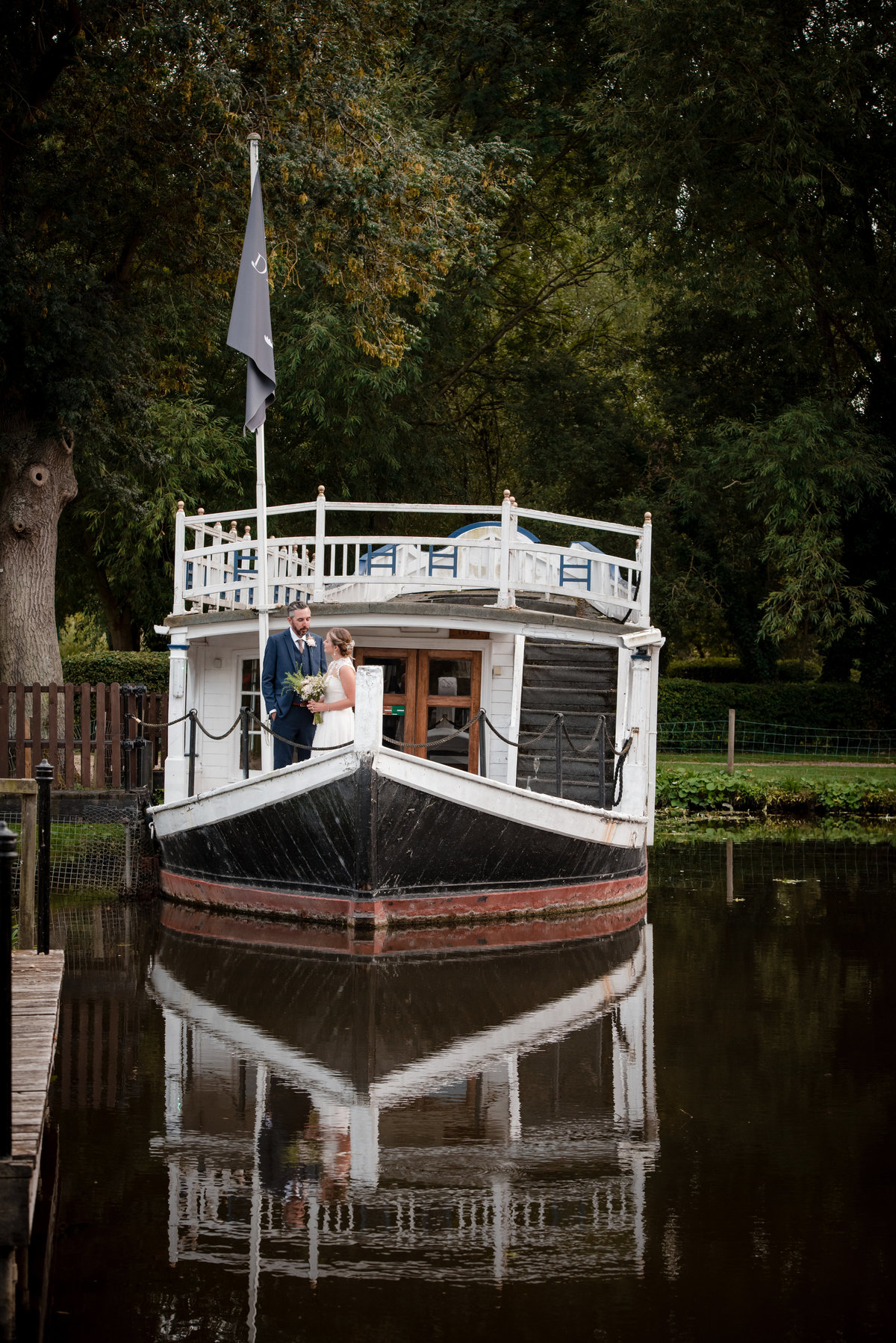 Voco Oxford Thames Hotel Wedding Photography