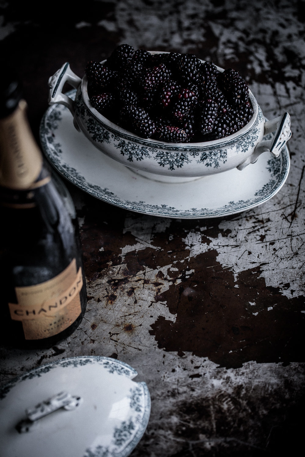 Blackberry and Thyme Fizz | Chandon | Anisa Sabet | The Macadames-4532