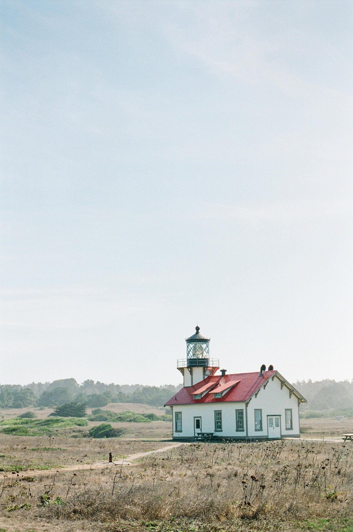 Point Cabrillo Lighthouse by Marissa Wu