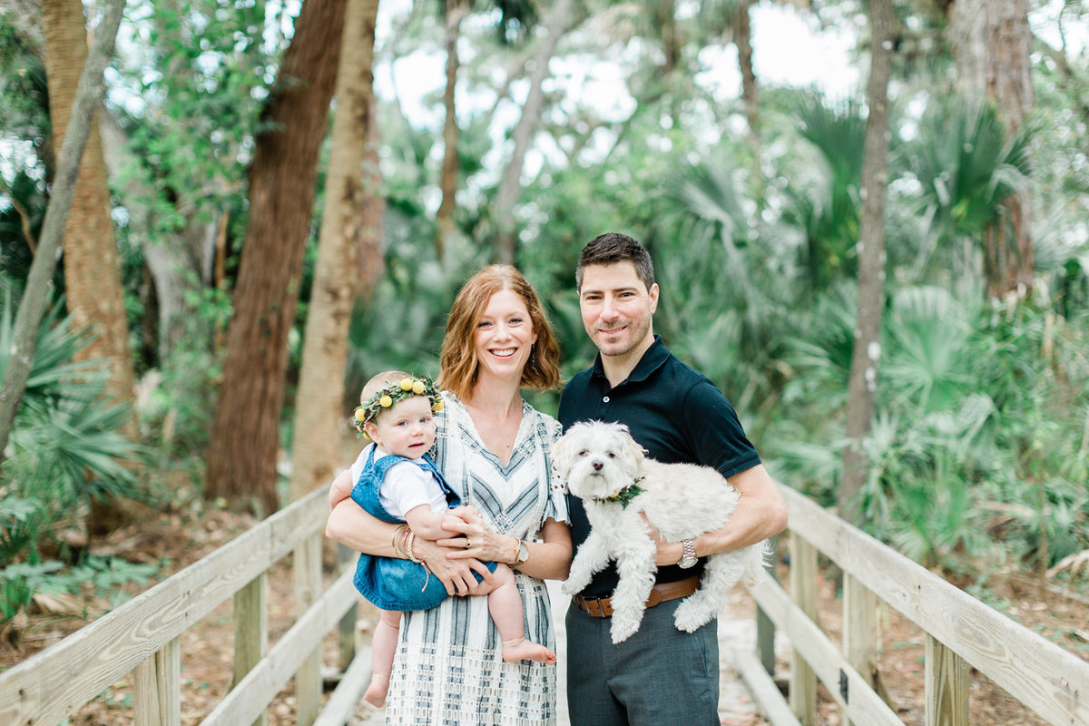 Koreshan State Park Family Photos Estero Florida Photographer