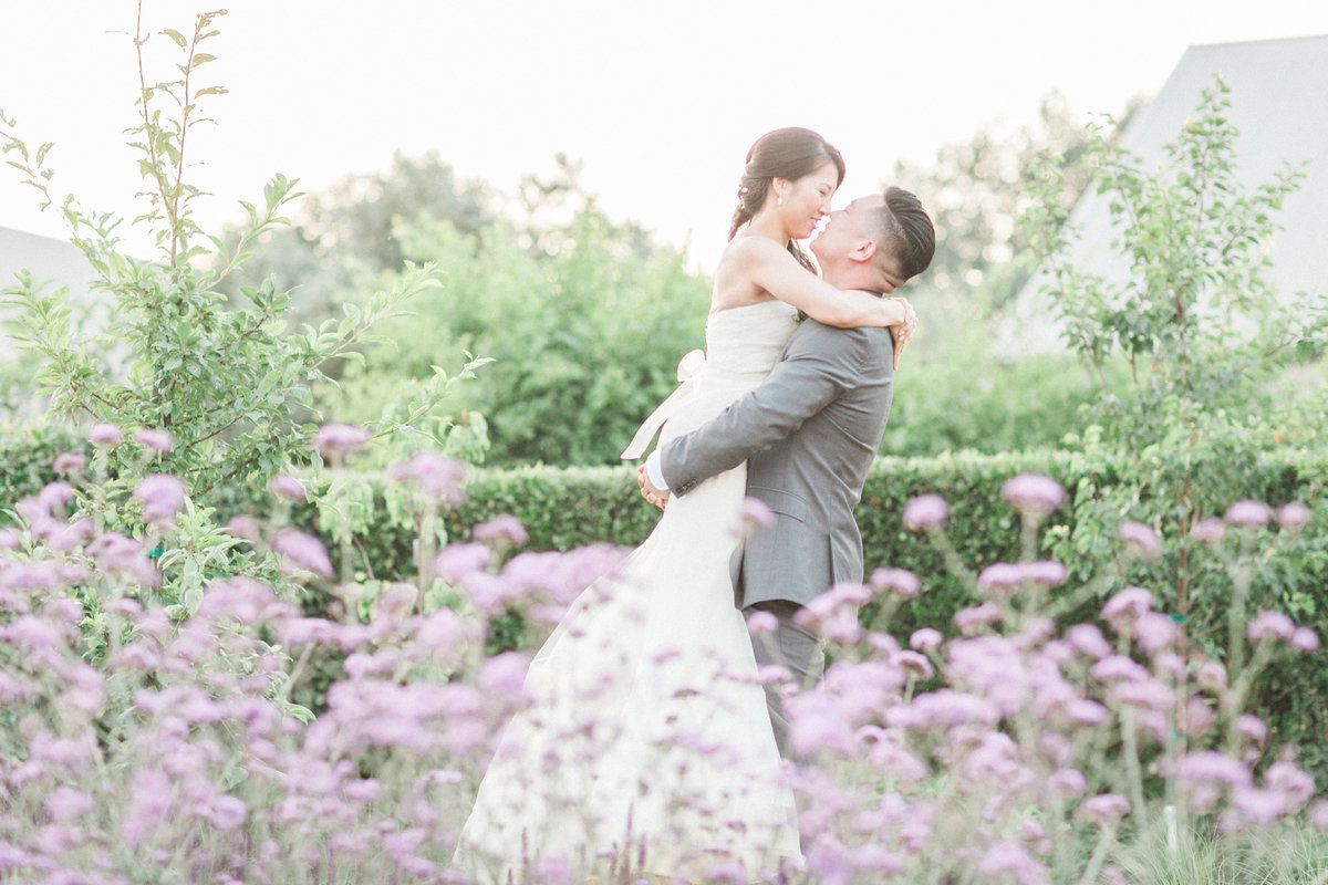 Sunset Gardens Sonoma Wedding