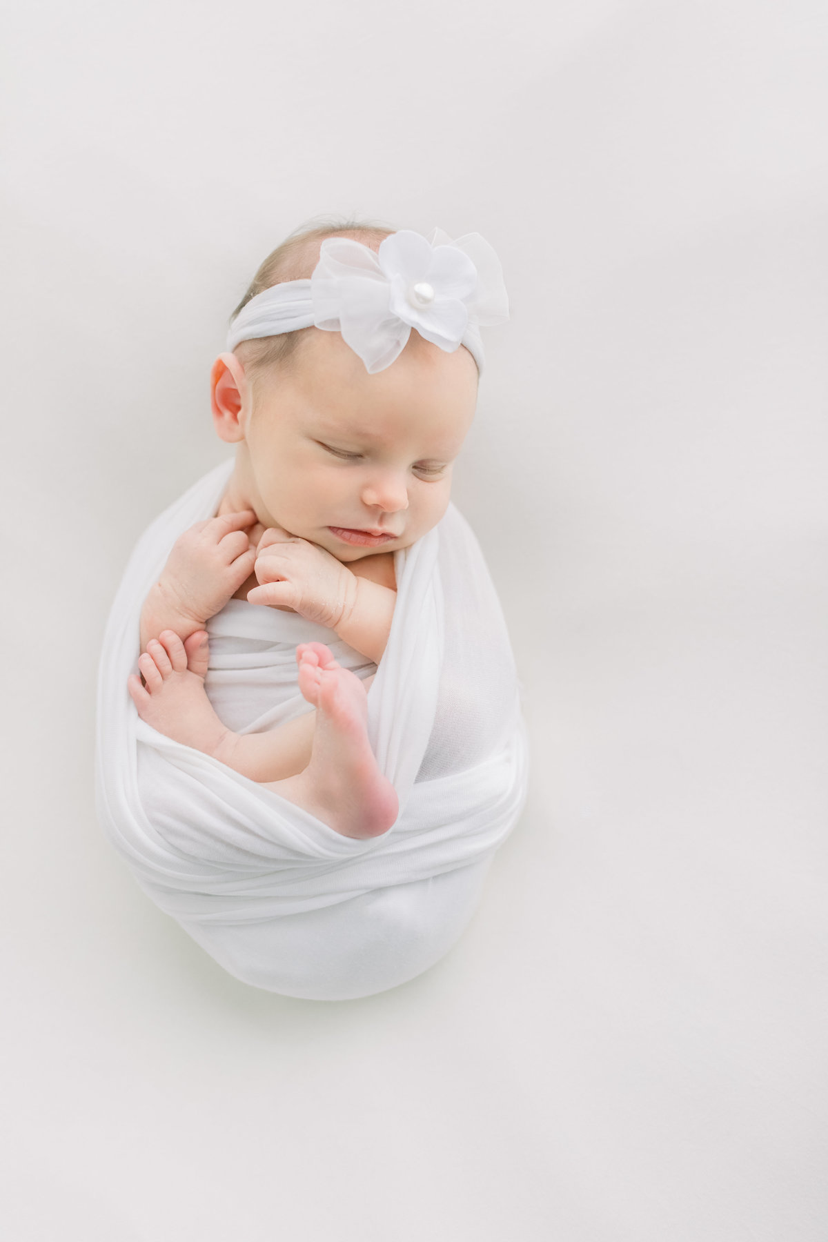 Round Rock Newborn Photographer