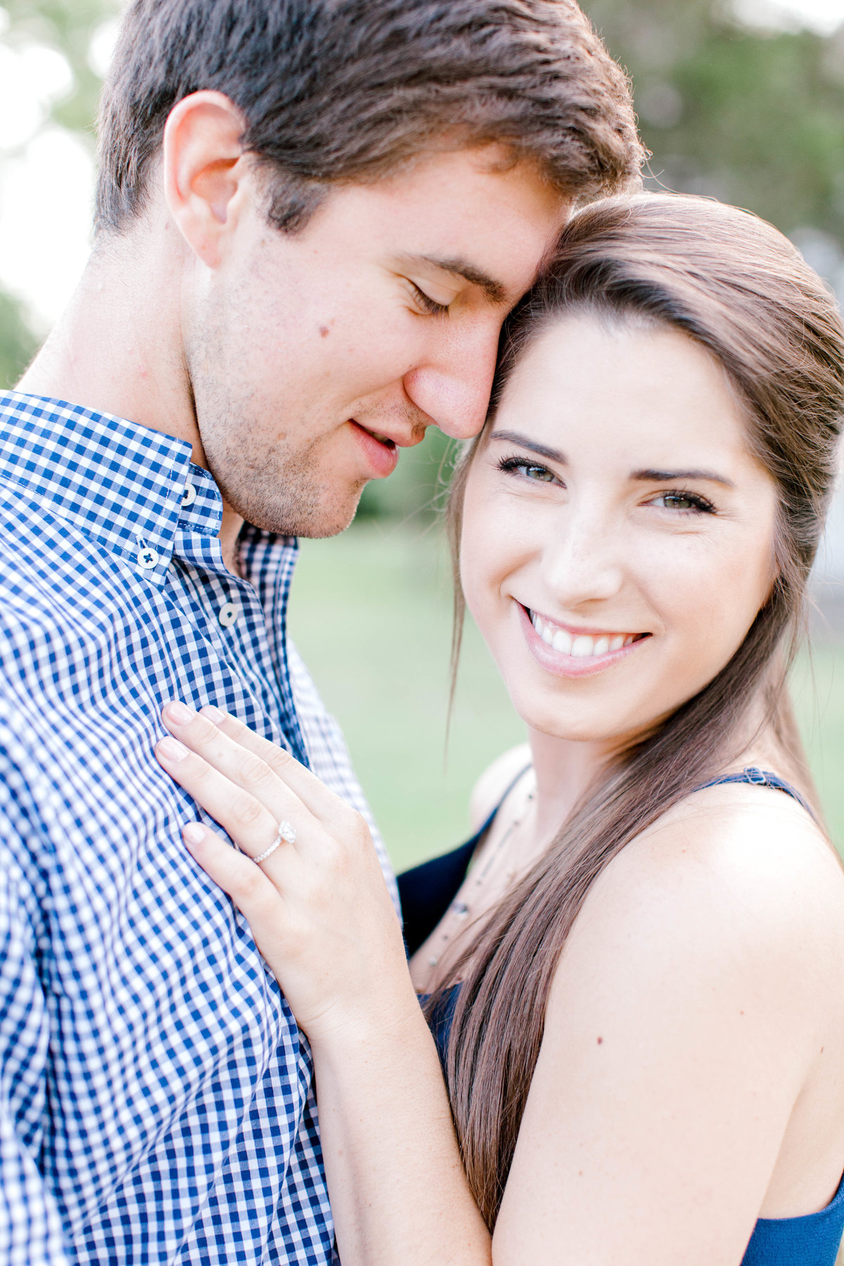 Melanie Foster Photography - Norman Oklahoma Senior and Engagement Photographer - Couple Engagement Photo - 18