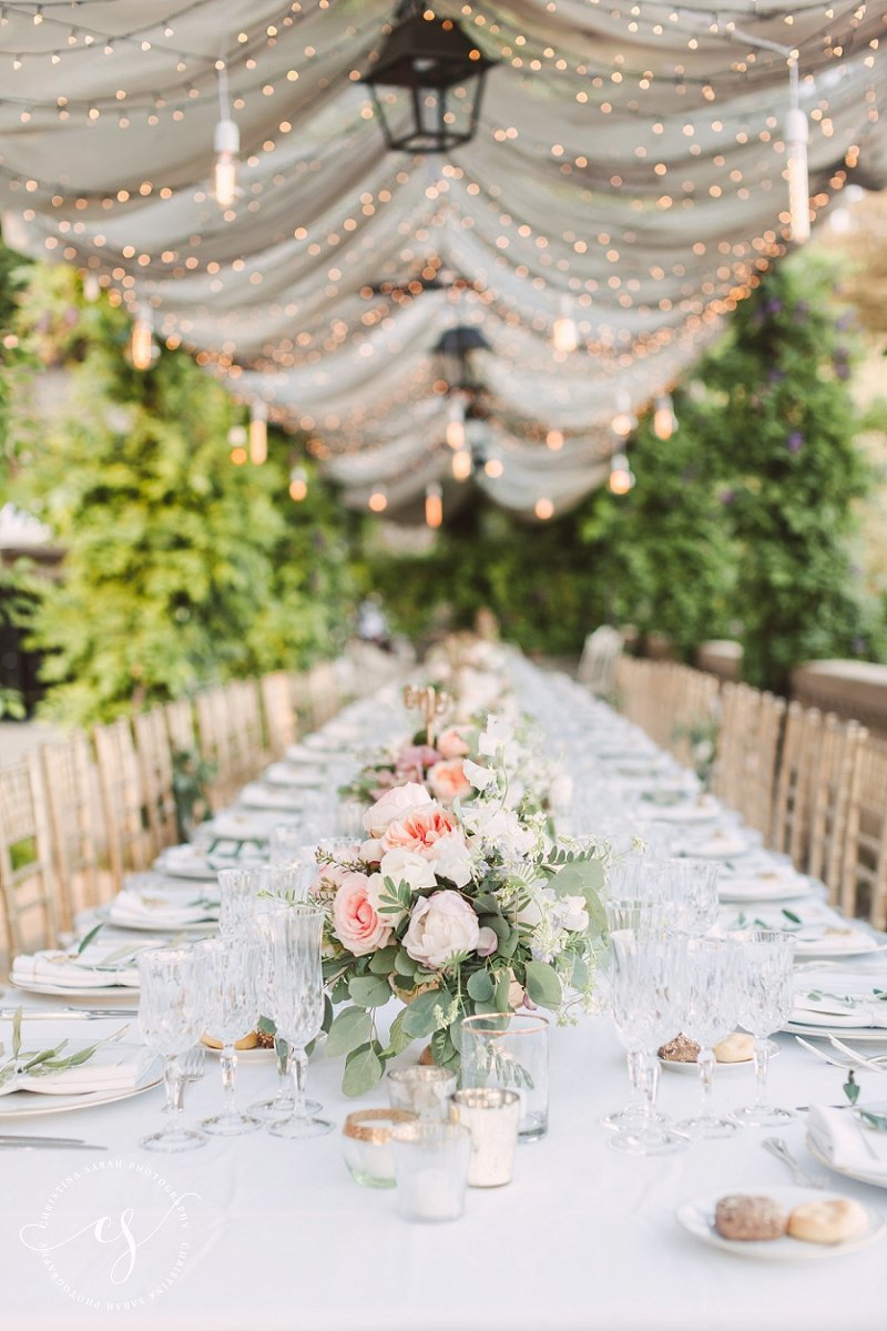 Tuscany Wedding Florist