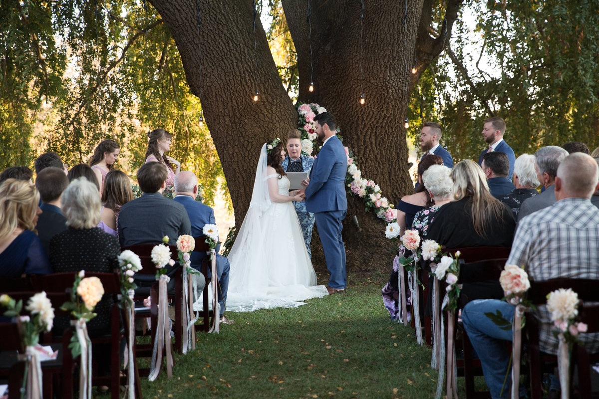 Twin Fir Ranch Wedding