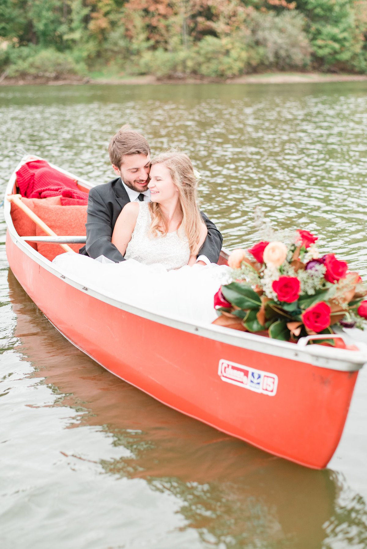 Cait Potter Creative LLC Final Version Canoe Adventure Wedding -10