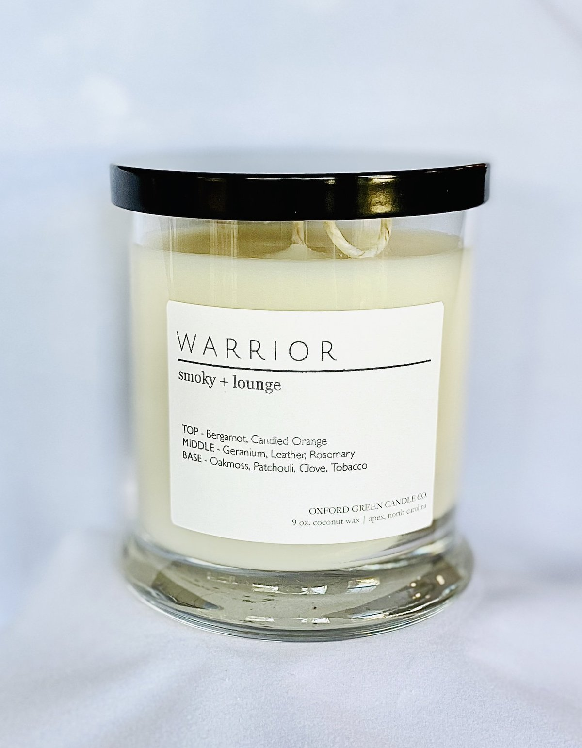 Warrior - Coconut Wax