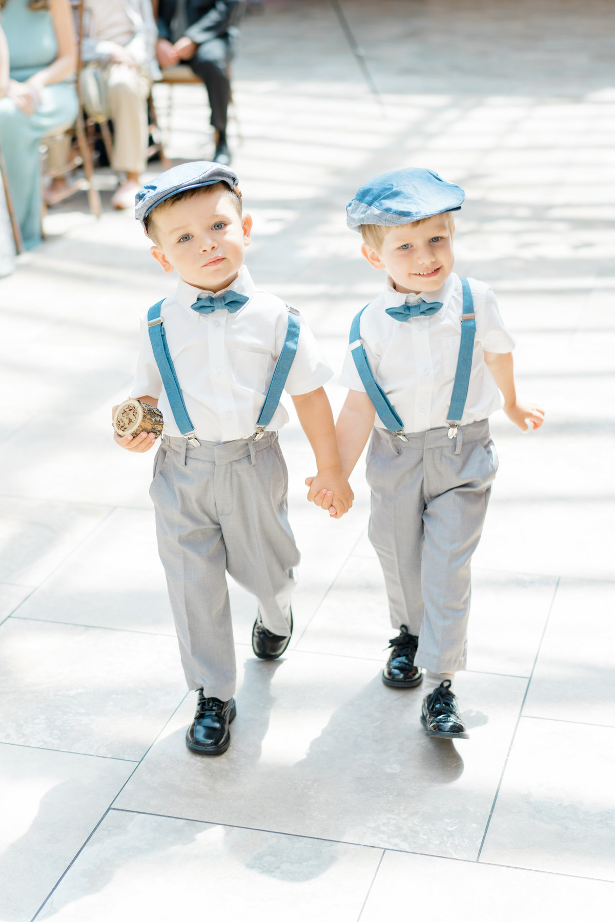 long-island-wedding-photographer-Jennifer-Lam-ring-bearers-wearing-suspenders