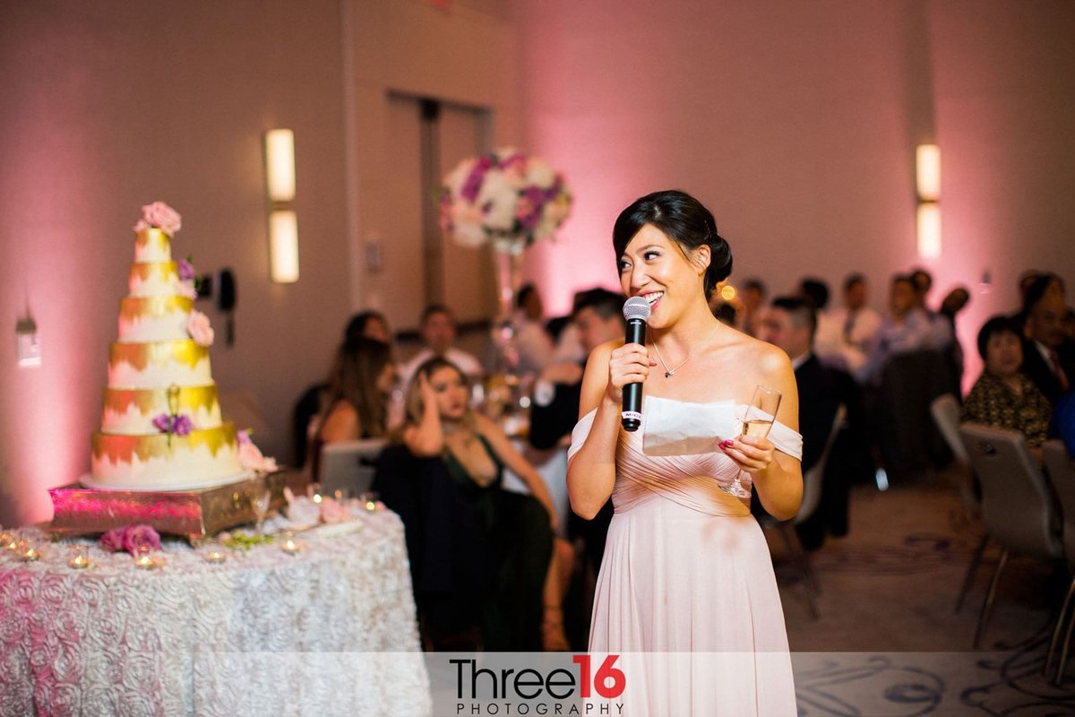 Southern California Hotel Wedding Ave of the Arts