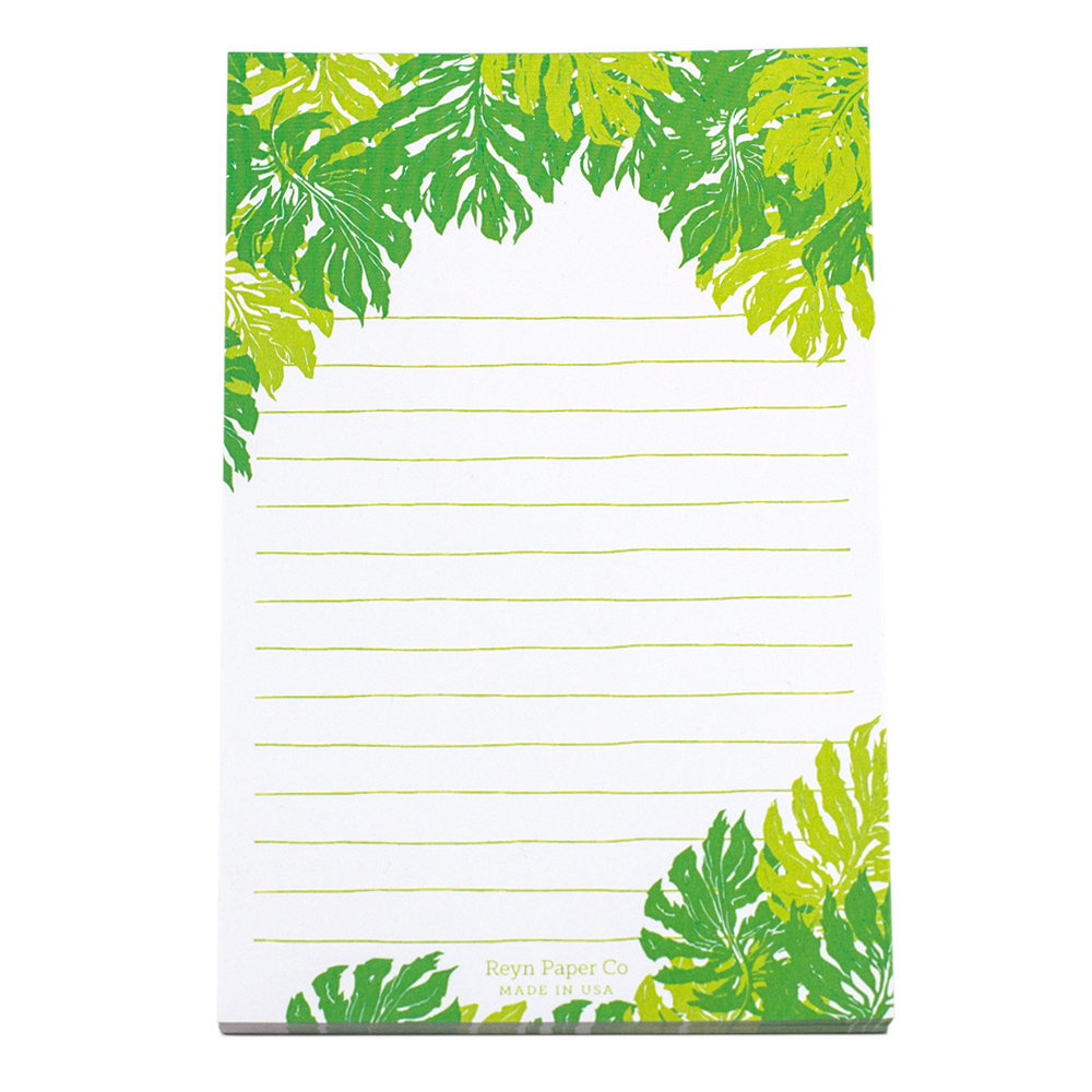 Etsy_Notepad_Monstera