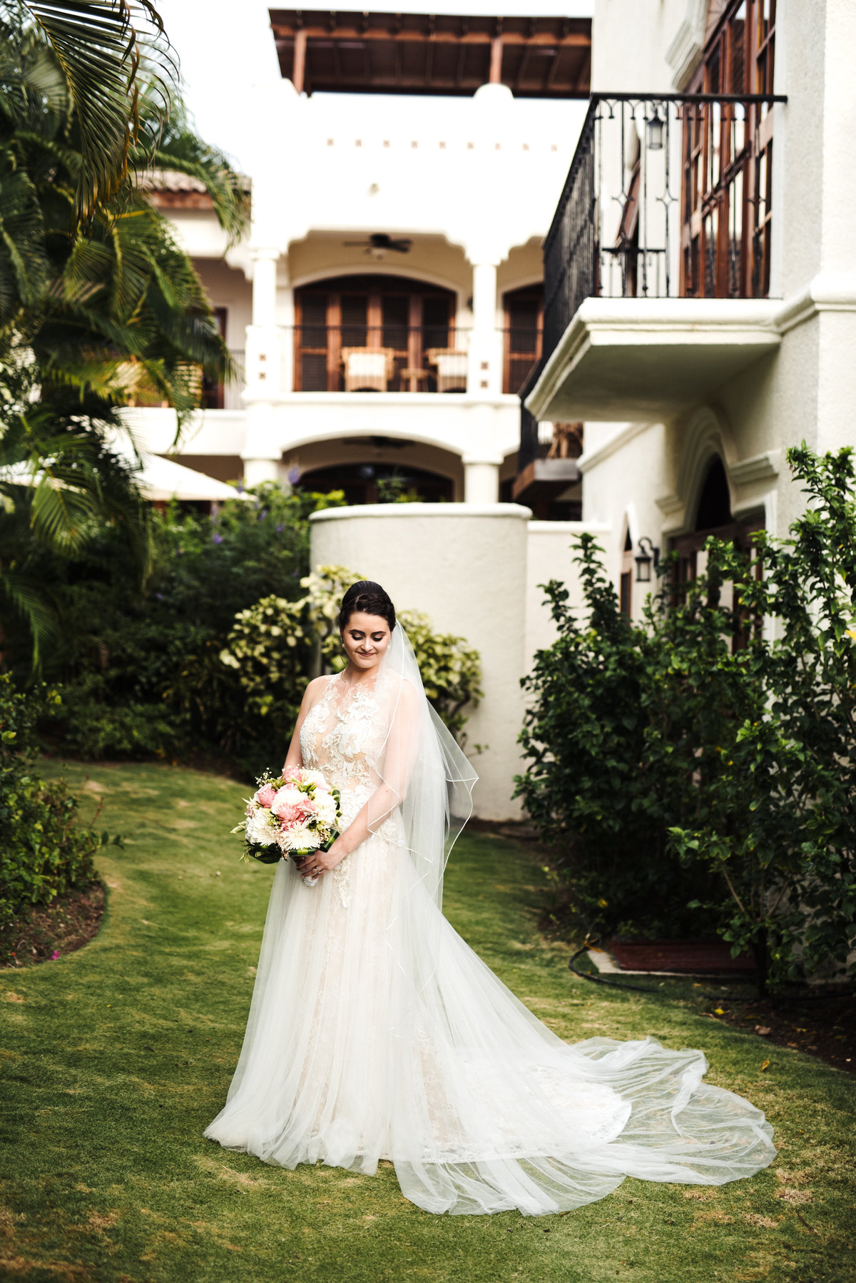 Cap Maison St Lucia Destination Wedding - 182