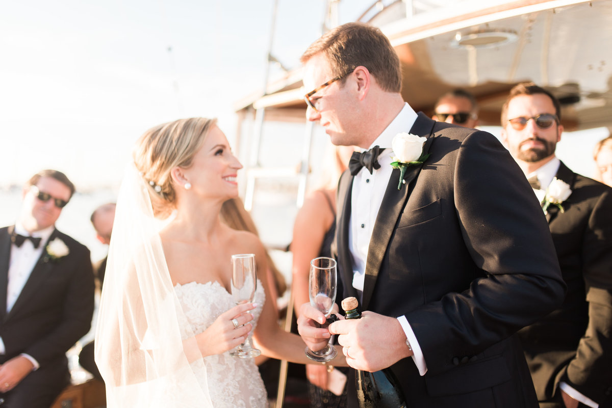 High Res Jon and Paige Newport Harbor Yacht Club Wedding _ Hello Blue Photo -667