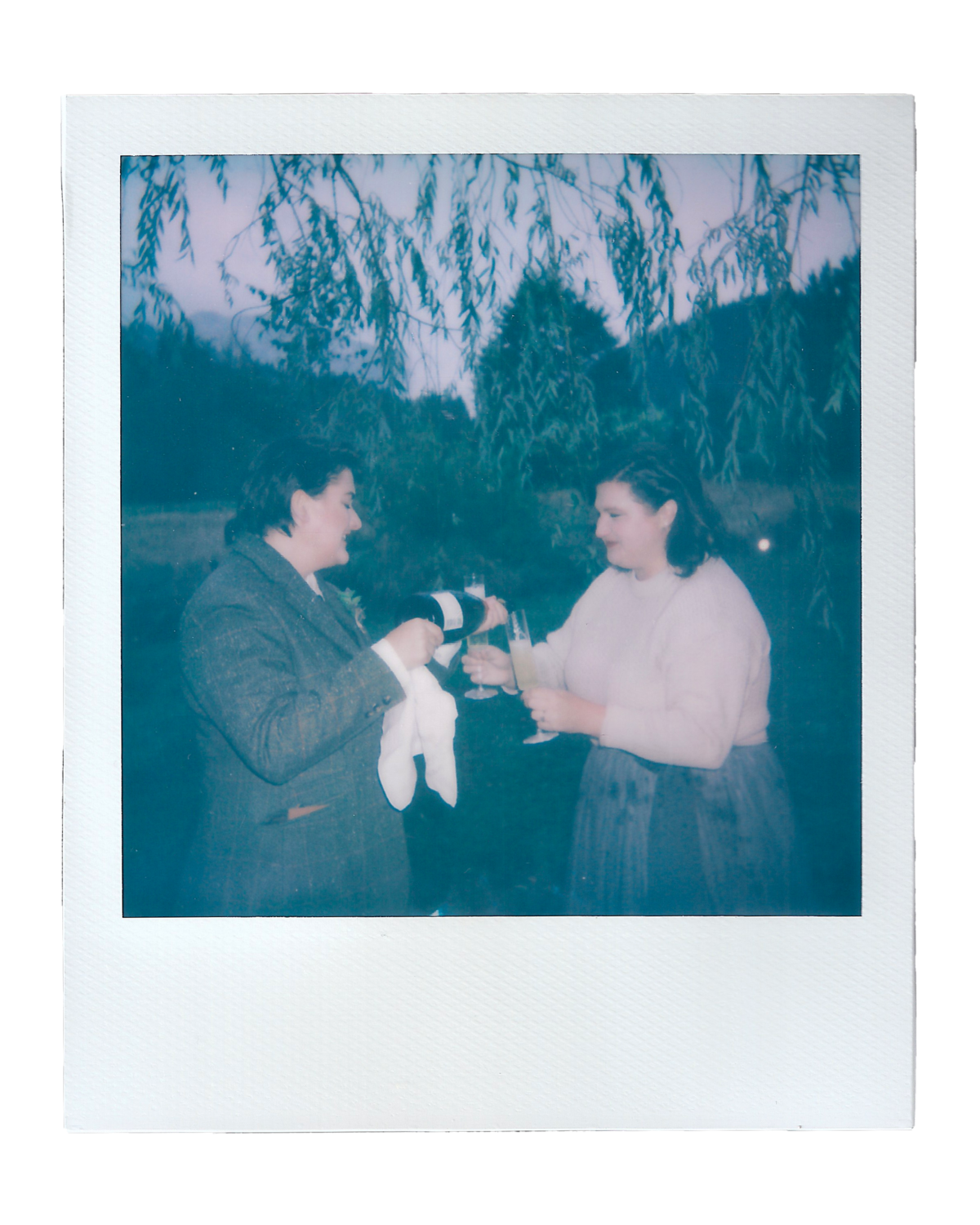 Kristin + Mer - Mount Baker Wedding Polaroids00003