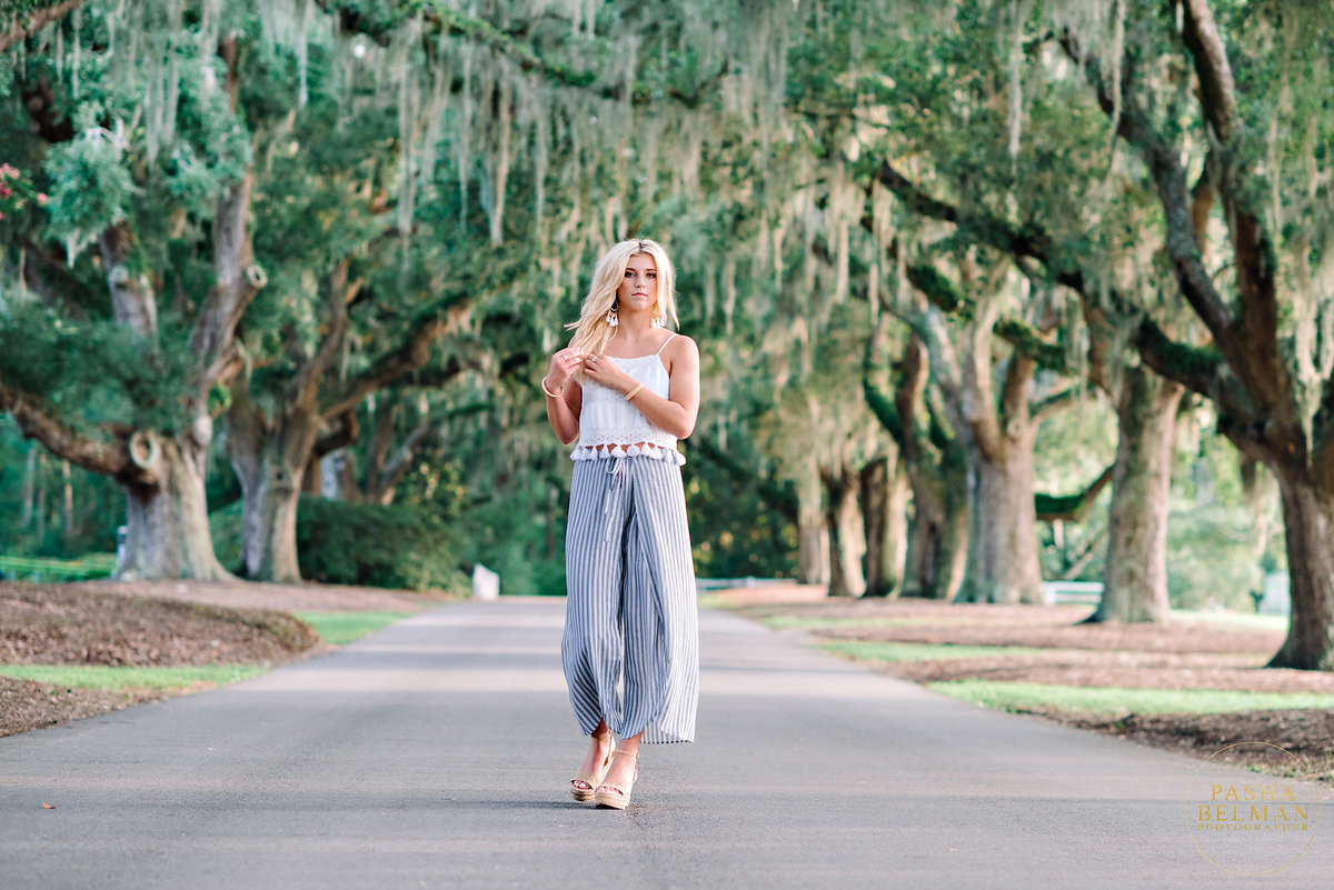 pawleys island senior photographer