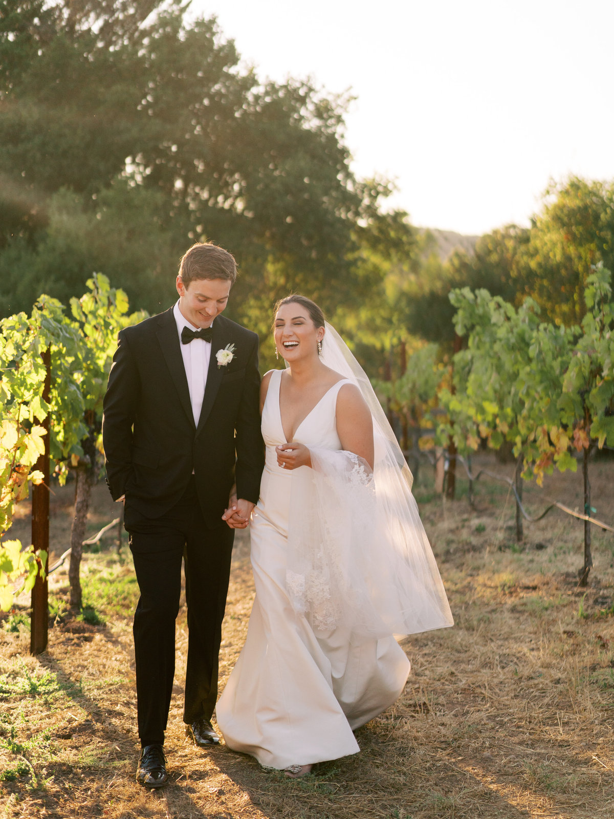 Kelsey + Alex Sonoma Buena Vista Winery Wedding - Cassie Valente Photography 0211