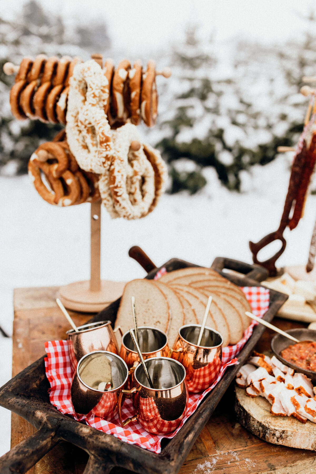 Styled Shoot - Winter Wonderland - Duitsland - 2019 2737