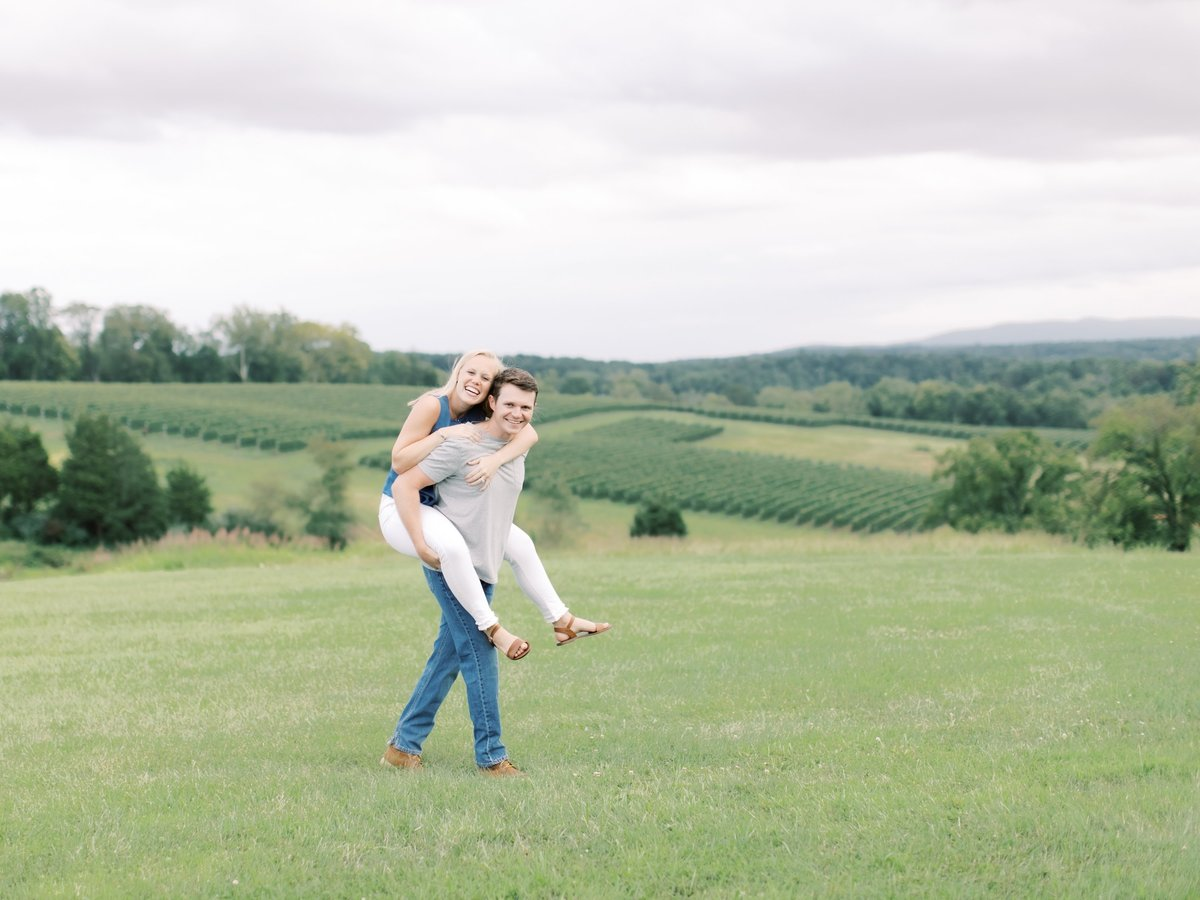 Stone Tower Winery Engagement Photographer Leesburg Virginia Paige and Liam-328 copy