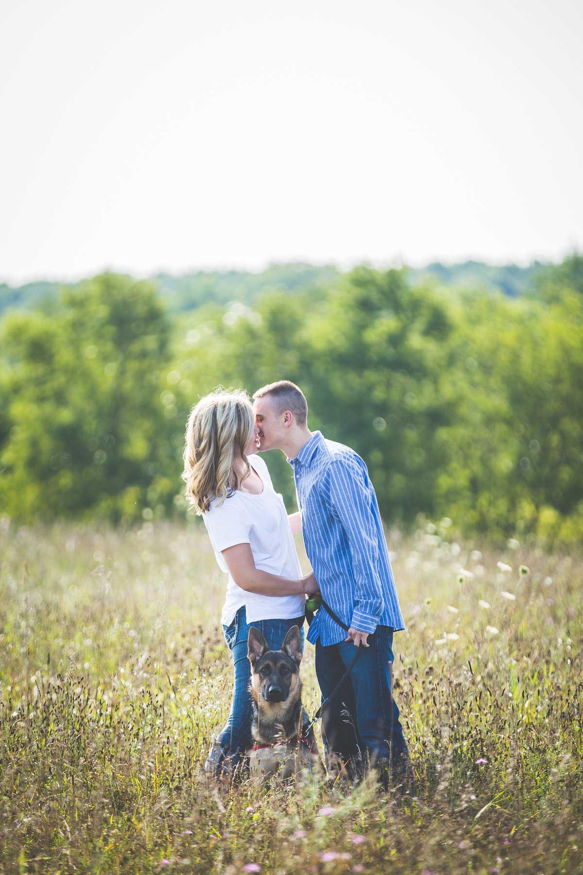 ionia state park engagement session