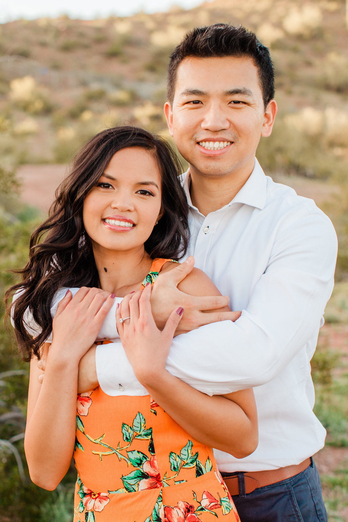 Tempe Papago Park Engagement Session-3846