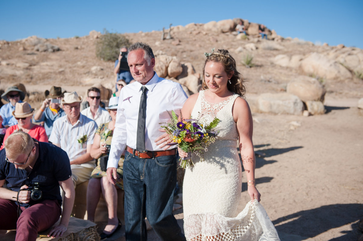 Destination Wedding Photography Joshua Tree Wedding Photography Le Haut Desert Aerie059